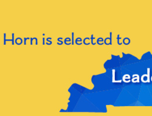 Erica Horn is Selected to Leadership Kentucky 2018