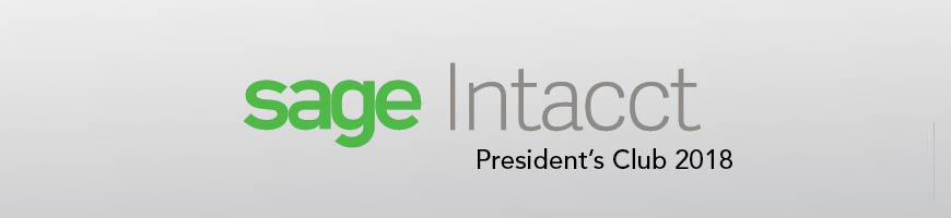 Dean Dorton Technology is a Sage Intacct President's Club member!