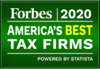 Forbes 2020 Best Tax Firm
